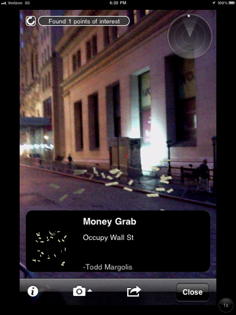 Money Grab in NYC